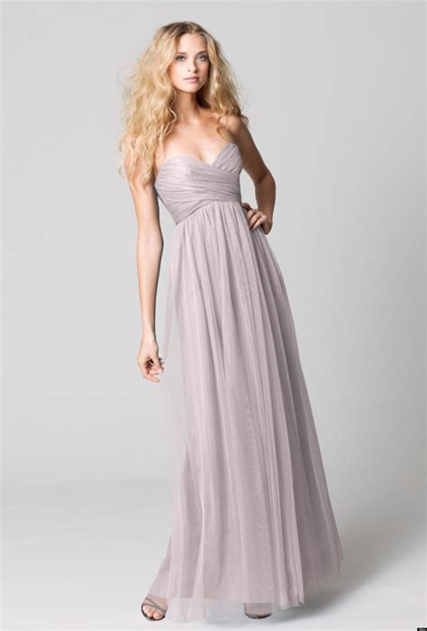 Pastel Dress2 15 must see pastel bridesmaids dresses brides
