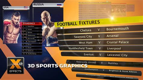 cut pro 7 templates free xeffects 3d sports graphics for cut pro x fcpx