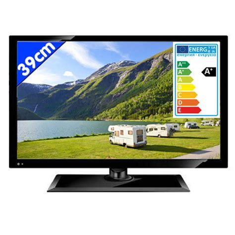 Tv Votre Led t 233 l 233 vision vechline led hd 39cm 15 6 quot compacte pour votre cing car