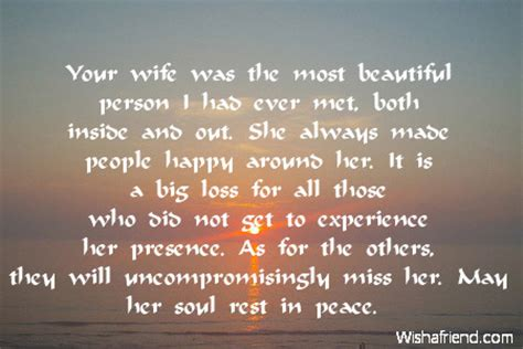 how to comfort your wife after a miscarriage sudden death of husband quotes quotesgram