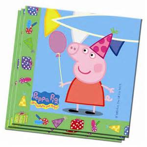 Lion King Birthday Decorations Peppa Pig Party Napkins This Party Started