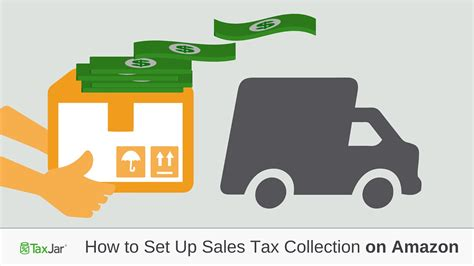 how to set up amazon sales tax collection