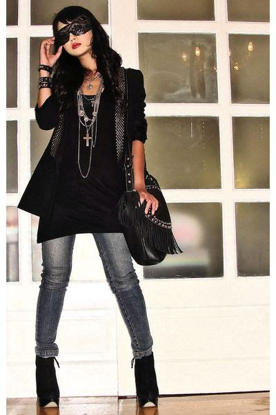 rock chic rocker chic this is sooo my style my style