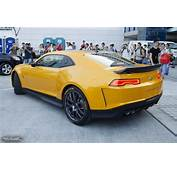 2014 Chevrolet Transformers 4 BumbleBee Camaro  Picture