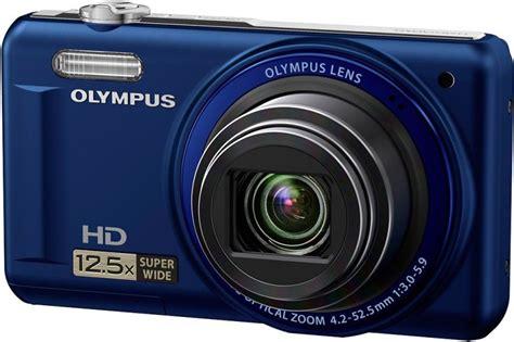 olympus hd olympus unveils the vr 320 720p hd digital priced