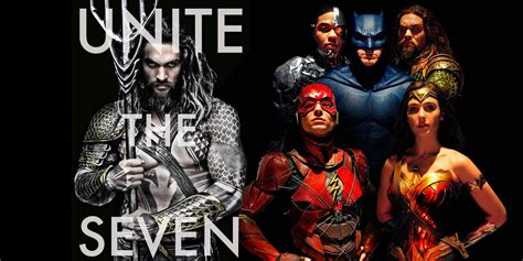 Poster Unclear Justice One justice league what happened to unite the seven