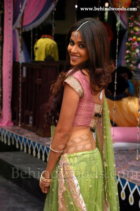 genelia getting ready for genelia sexy hot photos gallery indian masala actress