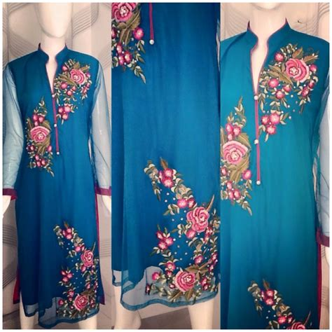 Handmade Shirts - signature studio eid wear made shirts dresses 2015