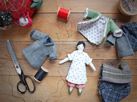 Handmade Dolls Uk - plans for 2017 new patterns and kits on the