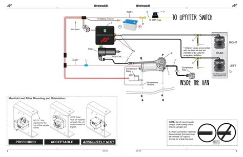 air lift suspension wiring diagram wiring diagrams