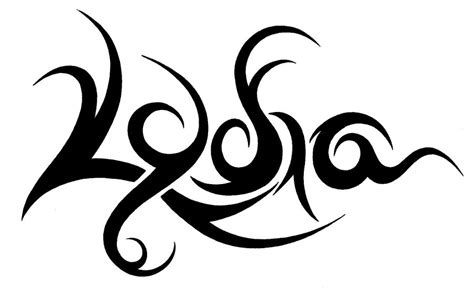 tribal pattern names tribal name lydia by jsharts on deviantart