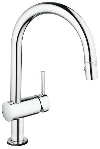 kitchen faucets touch technology grohe minta touch pull kitchen faucet with touch
