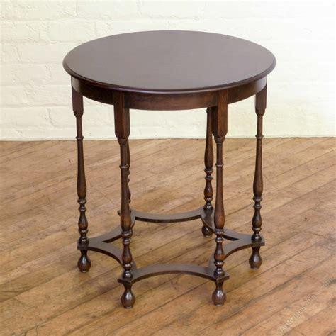 oak occasional table antiques atlas