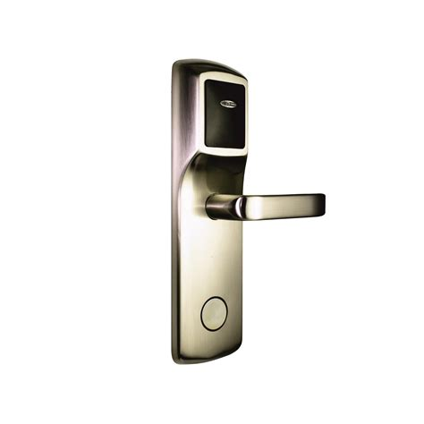 electronic door access electronic hotel door lock ndv hotel lock building automation