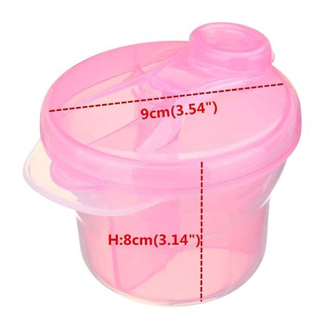 Puku Formula Milk Powder Container Best Seller 13 23day delivery baby portable milk powder formula