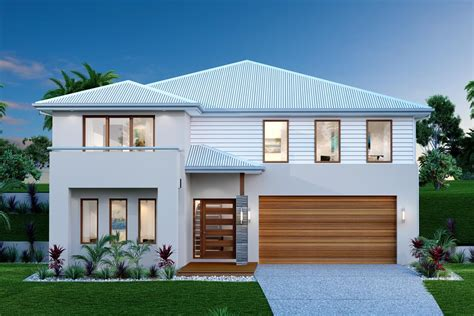 split level designs windsor 268 split level home designs in new south wales