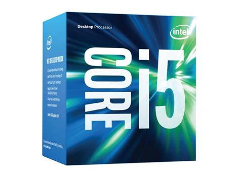 Intel I5 6600 3 3 Ghz intel i5 6600 3 3 ghz 14nm skylake socket