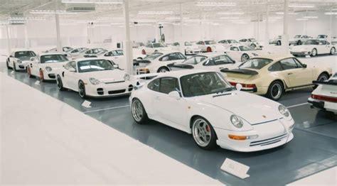 porsche white collection the white collection 65 porsche y todos de color blanco