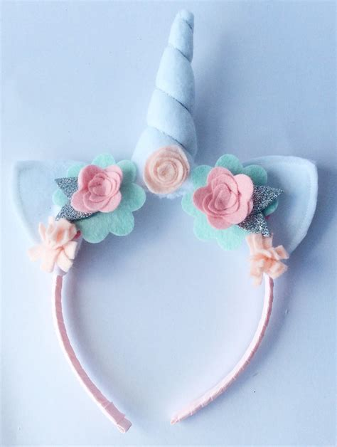 printable unicorn headband unicorn headband mystia