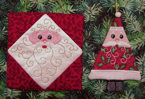 Patchwork Decorations - patchwork ornaments 1