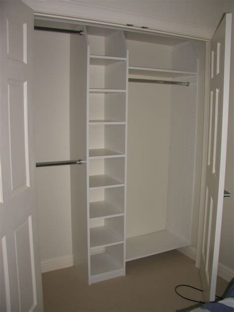 Closet Space by Space Solutions There S More Than One Of Closet