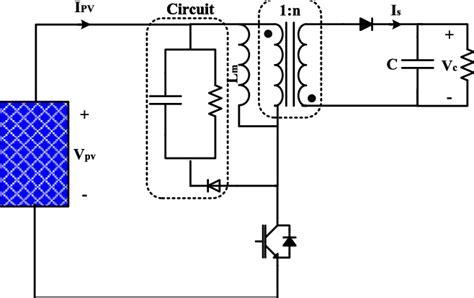 flyback converter  snubber circuit