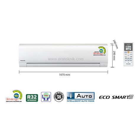 Tv Panasonic Di Indonesia Sell Air Conditioner Split Wall Panasonic 2pk From Indonesia By Cv Era Teknik Cheap Price