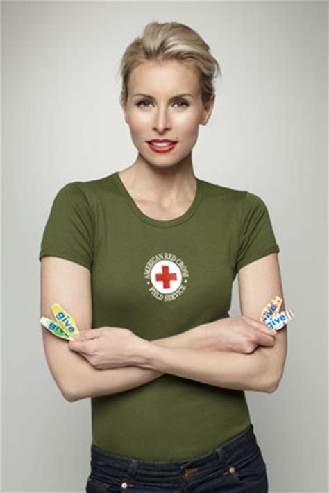 red cross to laud supermodel niki taylor nikki taylor talks about world blood donor day the