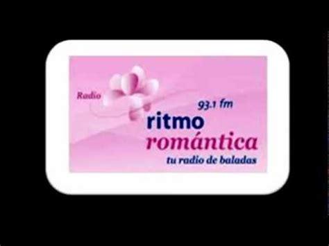 radio ritmo romantica radio en vivo radios del peru ritmo romantica tu radio de baladas programa dominical