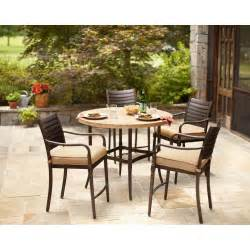 Patio Table Set Clearance Coupons And Freebies Patio Dining Clearance Hton Bay 5 Pc Patio Dining Set 74 Marwood