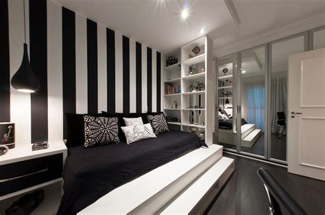 black and white interior design black and white interior design ideas modern apartment by