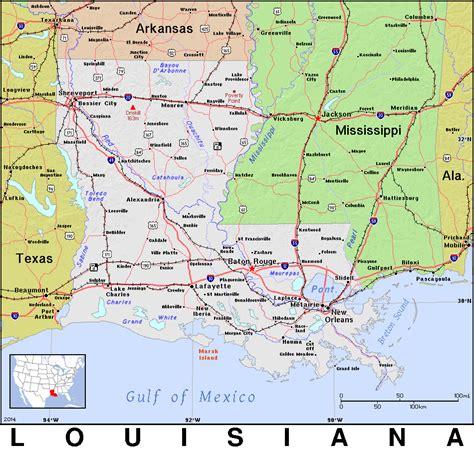 louisiana map atlas la 183 louisiana 183 domain maps by pat the free open