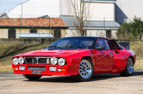 Lancia De Onder De Hamer De Allereerste Lancia 037 Autovisie Nl