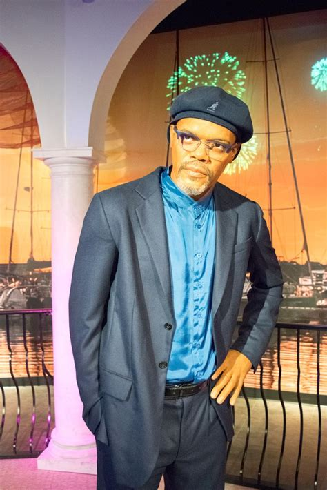 samuel l jackson figure 1000 images about madame tussauds wax museum on