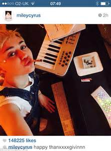 miley cyrus line in the bathroom miley cyrus topless but for pasties after smoking spliff onstage daily mail online