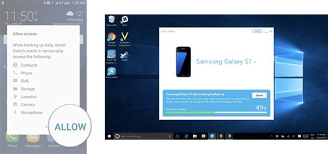 smartswitch mobile how to use samsung smart switch to back up your galaxy