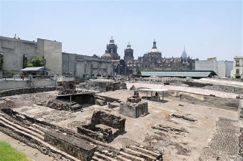 imagenes de ruinas aztecas el templo mayor de tenochtitlan grandeza en ruinas