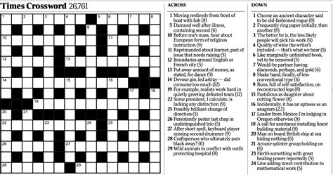 dealing with current themes crossword clue harry potter 20th anniversary becomes new york times