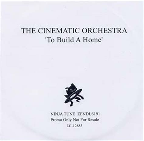 the cinematic orchestra to build a home djs