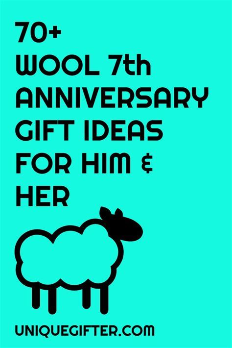17 Best ideas about 7th Anniversary Gifts on Pinterest