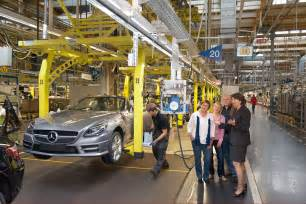 Mercedes Factories Mercedes Factory And Workplace Tours Bremen At A