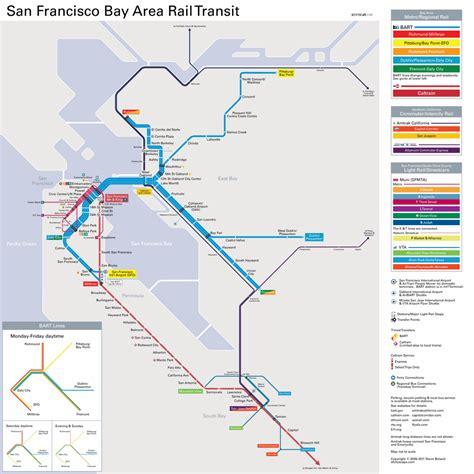san francisco route map amtrak stops san francisco map