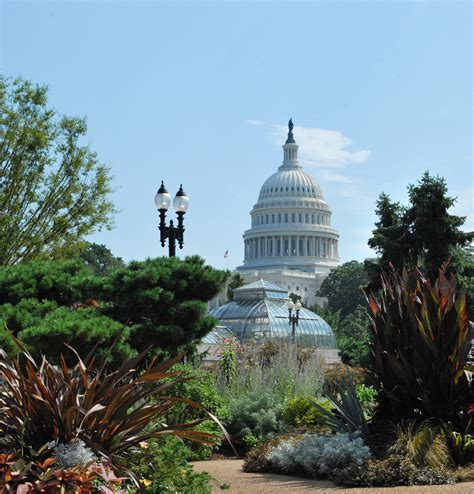 Botanical Garden Washington Dc The United States Botanic Garden A Destination Garden And A National Treasure A Gardener S