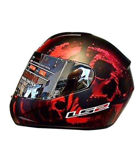 ls2 motocross helmets india ls2 helmet ff351 skull black size