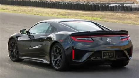Tad Ransel Black Top Sales 2016 acura nsx car review specs and prices