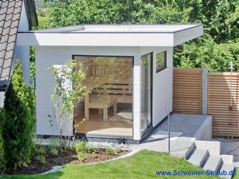 garten sauna gartensauna die urspr 252 ngliche sauna schreiner straub
