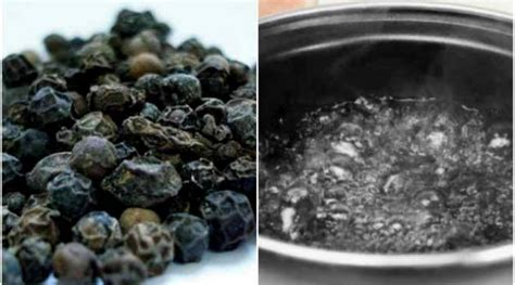 can you drink hot water what will happen if you drink hot water with black pepper