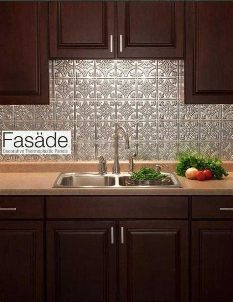 temp backsplash for rental kitchen home decor ideas
