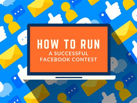 Running A Facebook Giveaway - blog small business social media manager