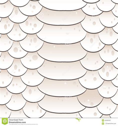 vector set of snake skin pattern elements 01 over snake skin texture seamless pattern white stock vector